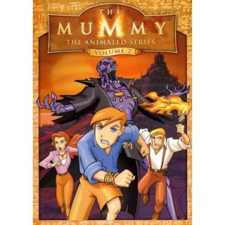 The Mummy The Animated Series, Vol. 2