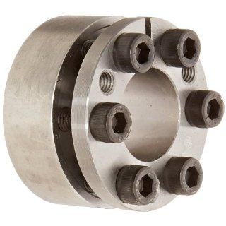 Lovejoy 1850 Series Shaft Locking Device, Metric, 24 mm shaft diameter x 50mm outer diameter of shaft locking device, 362 ft lb Maximum Transmissible Torque Shaft Hub Locking Devices