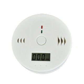 S9D LCD CO Carbon Monoxide Detector Poisoning Gas Fire Warning Alarm Sensor New