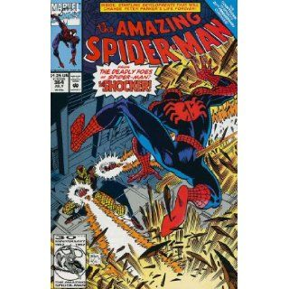 The Amazing Spider Man #364 (Vol. 1) David Michelinie, Mark Bagley Books