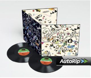 Led Zeppelin III (Deluxe Edition Remastered Vinyl) Music