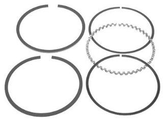 PERFECT CIRCLE 50564CP Piston Rings Plain Cast Ring Piston Ring Set Automotive