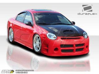 2003 2005 Dodge Neon Duraflex Viper Body Kit   4 Piece   Includes Viper Front Bumper Cover (103931) Viper Side Skirts Rocker Panels (103929) Viper Rear Bumper Cover (103932) Automotive