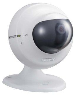 Sony SNC M3 Pan/Tilt IP Network Camera w/Audio  Camera & Photo