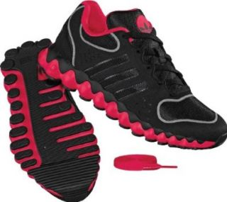 Adidas Mega Softcell Rl Mens Running Shoes Black/Red G44103 (11) Shoes