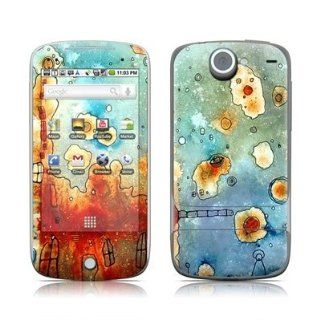 Underworld Design Protector Skin Decal Sticker for HTC Google Nexus One Cell Phone Cell Phones & Accessories