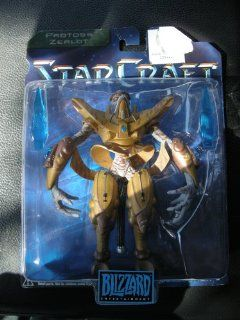 Starcraft Collection 1 Protoss Zealot Toys & Games