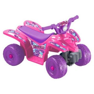National Products LTD. Quad Cruiser Battery Powered Riding Toy   Purple/ Pink