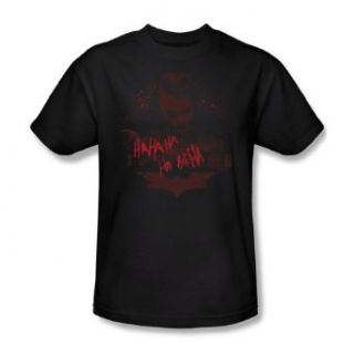 The Dark Knight People Will Die Men's T Shirt #3 (Men's Small) Clothing