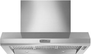 Kitchenaid KICU420WSS 42 Designer Commercial Style Hood Kitchen Products Kitchen & Dining