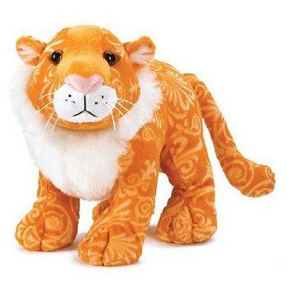 Webkinz Virtual Pet Plush   Majestic Tiger 2 Free Webkinz Stickers Sheets with Secret Codes That Includes an Exclusive Online Gift for Your Webkinz Pet Toys & Games