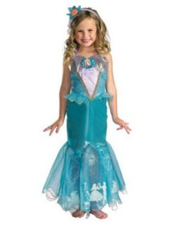 baby girls   Ariel Prestige Toddler Costume 3T 4T Halloween Costume Clothing