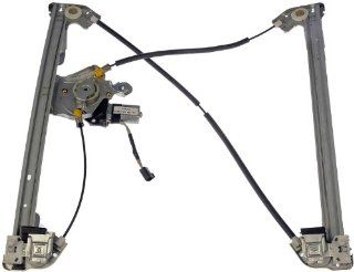 Dorman 741 430 Ford Truck Front Driver Side Power Window Regulator with Motor Automotive