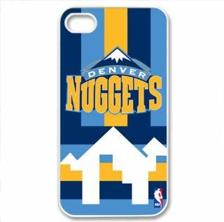 Iphone4/4s Covers Denver Nuggets personality silicone case Cell Phones & Accessories