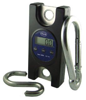 American Weigh Scale Amw tl440 Industrial Heavy Duty Digital Hanging Scale, 440 Pound Health & Personal Care