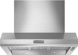 Kitchenaid KICU460WSS 36 Designer Commercial Style Hood Appliances