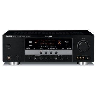 Yamaha RX V463BL 525 Watt 5.1 Channel Home Theater Receiver (OLD VERSION) (Discontinued by Manufacturer) Electronics