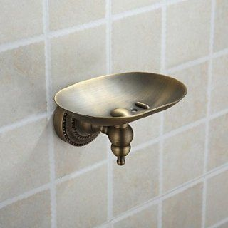 Oil Rubbed Bronze Wall Mount Soap Dish Holder