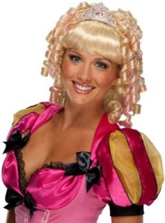Wig, Blonde Princess Costume Wigs Clothing