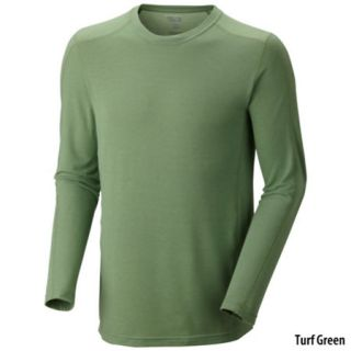 Mountain Hardwear Mens Dryhiker Long Sleeve Tee 704141