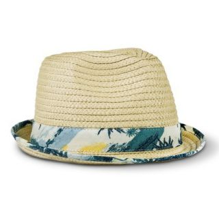 Cherokee® Infant Toddler Boys Straw Fedora