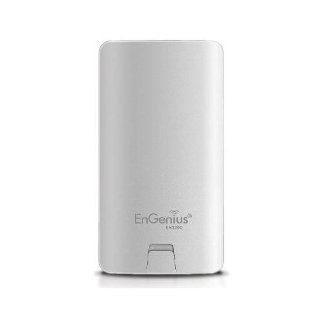EnGenius EN200 2.4GHz Bridge Wireless Long Range Outdoor Access Point White   NEW   Retail   ENS200 Computers & Accessories