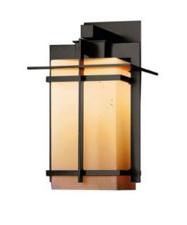 Hubbardton Forge 306008 20 Natural Iron Tourou Single Light Down Lighting Large Outdoor Wall Sconce from the Tourou Collection   Wall Porch Lights