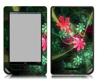 Bundle Monster Barnes & Noble Nook Color Nook Tablet eBook Vinyl Skin Cover Art Decal Sticker Accessories   Rain Forest   Fits both Nook Color and Nook Tablet (Released Nov. 7, 2011) Devices  Players & Accessories