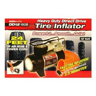 Heavy Duty Direct Drive Tire Inflator DD12 150S   Automotive Air Compressors