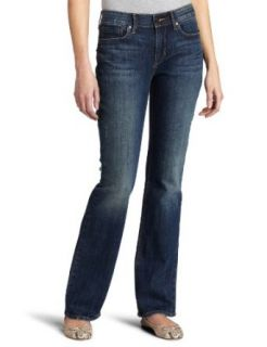 Levi's Women's 525 Perfect Waist Boot Cut Jean, Vintage Frost, 4 Medium