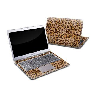 Leopard Spots Design Protective Decal Skin Sticker for Samsung Series 5 13.3 inch Ultrabook PC 530U38 A01 Computers & Accessories