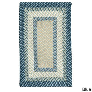 Colonial Mills Color Market Indoor/ Outdoor Area Rug (8 X 10) Blue Size 8 x 10