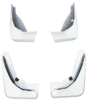 Genuine GM Accessories 22809726 Front and Rear Molded Splash Guard Automotive