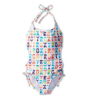 Roxy Kids Sundown Tri One Piece Girls Swimsuits One Piece (Multi)