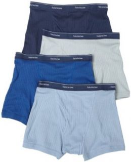 Fruit of the Loom Men's Trunk Briefs 4 Pack at  Men�s Clothing store