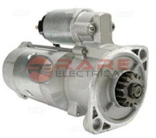 NEW STARTER MOTOR JOHN DEERE SKID STEER 575 675 675B 4TNA82 YANMAR ENGINE S13 41 Automotive