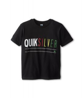 Quiksilver Kids Uno BT0 Tee Boys T Shirt (Black)