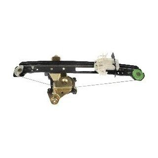 Dorman 741 585 Ford Focus Rear Passenger Side Window Regulator with Motor Automotive