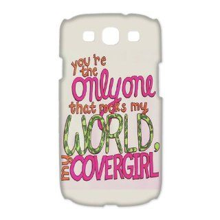 Big Time Rush Case for Samsung Galaxy S3 I9300, I9308 and I939 Petercustomshop Samsung Galaxy S3 PC01713 Cell Phones & Accessories