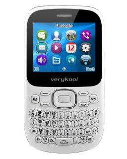 verykool i604 dual SIM unlocked qwerty phone Cell Phones & Accessories