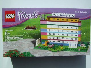 LEGO Friends Brick Calendar Toys & Games