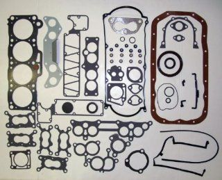 83 87 Mazda 626 FE 2.0L/FE Turbo 1998cc L4 8V SOHC Engine Full Gasket Replacement Kit Set (FelPro HS9422PT 1, CS9139) Automotive