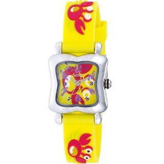Activa By Invicta Kids' SV625 005 Rubber Strap Watch Watches