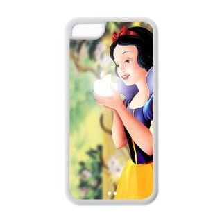 iPhone 5C Cheap IPhone5 Cover with Cartoon Snow White design TPU RUBBER case Cell Phones & Accessories