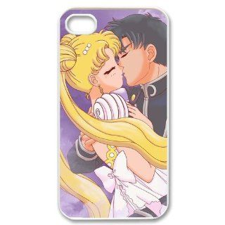 CTSLR iphone 4 4S Case   Cartoon & Anime Series Slim Hard Plastic Back Case for iphone 4 4s 4g  1 Pack   Sailor Moon (17.40)   15 Cell Phones & Accessories