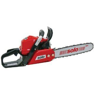 Solo 643 16 16 Inch 40.2cc 2.7 HP 2 Stroke Gas Powered Commercial Grade Chain Saw (Discontinued by Manufacturer)  Solo Chainsaw  Patio, Lawn & Garden