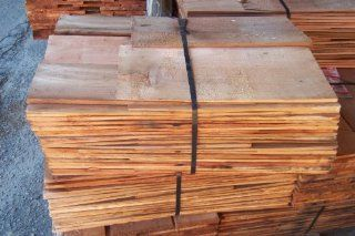 Western Red Cedar Shingles Red Label in Contractor Packs [CAPITOL CITY LUMBER]   Wood Lumber