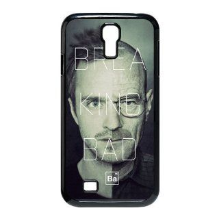 Custom Breaking Bad Cover Case for Samsung Galaxy S4 I9500 S4 634 Cell Phones & Accessories