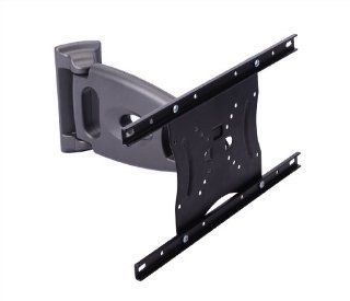 "Mount World 1092 0 Heavy Duty Black Articulating Tilt Wall Mount for 26"" to 42"" Display Vesa 400x200mm Electronics"