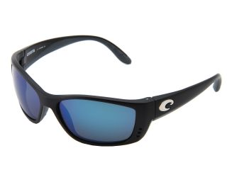 Costa Fisch 580 Mirror Glass Black/Blue Mirror 580 Glass Lens